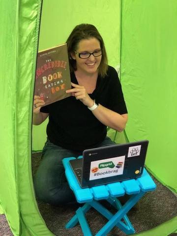 Creating a Flipgrid #bookbrag