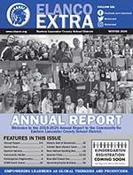 ELANO Extra Newsletter Winter 2020 Front Page