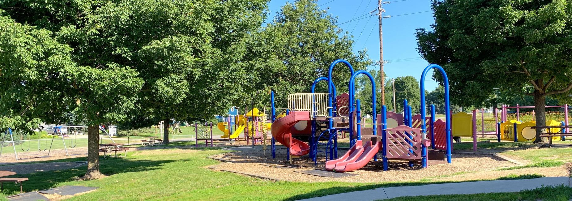 Prairie City Elementary Playground
