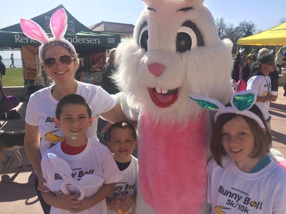 Bunny Bolk 5K Race