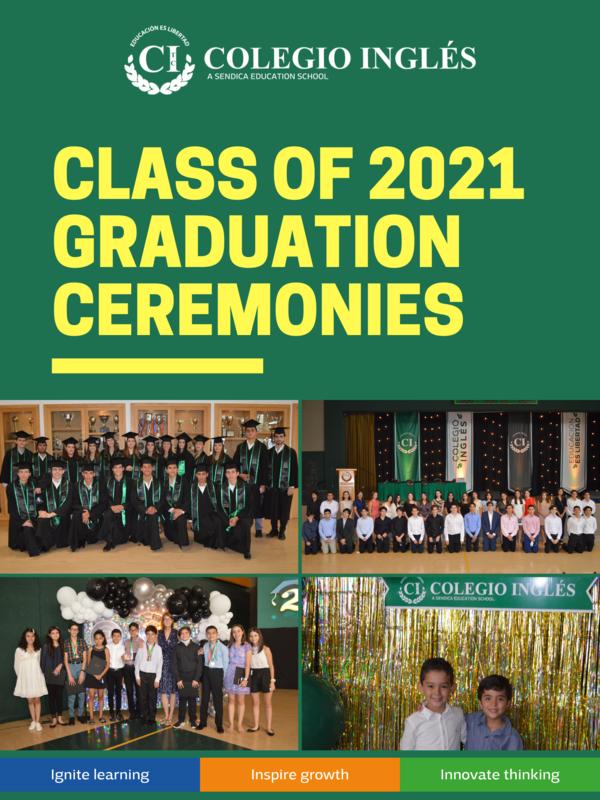 Class of 2021 Graduation Ceremonies Featured Photo