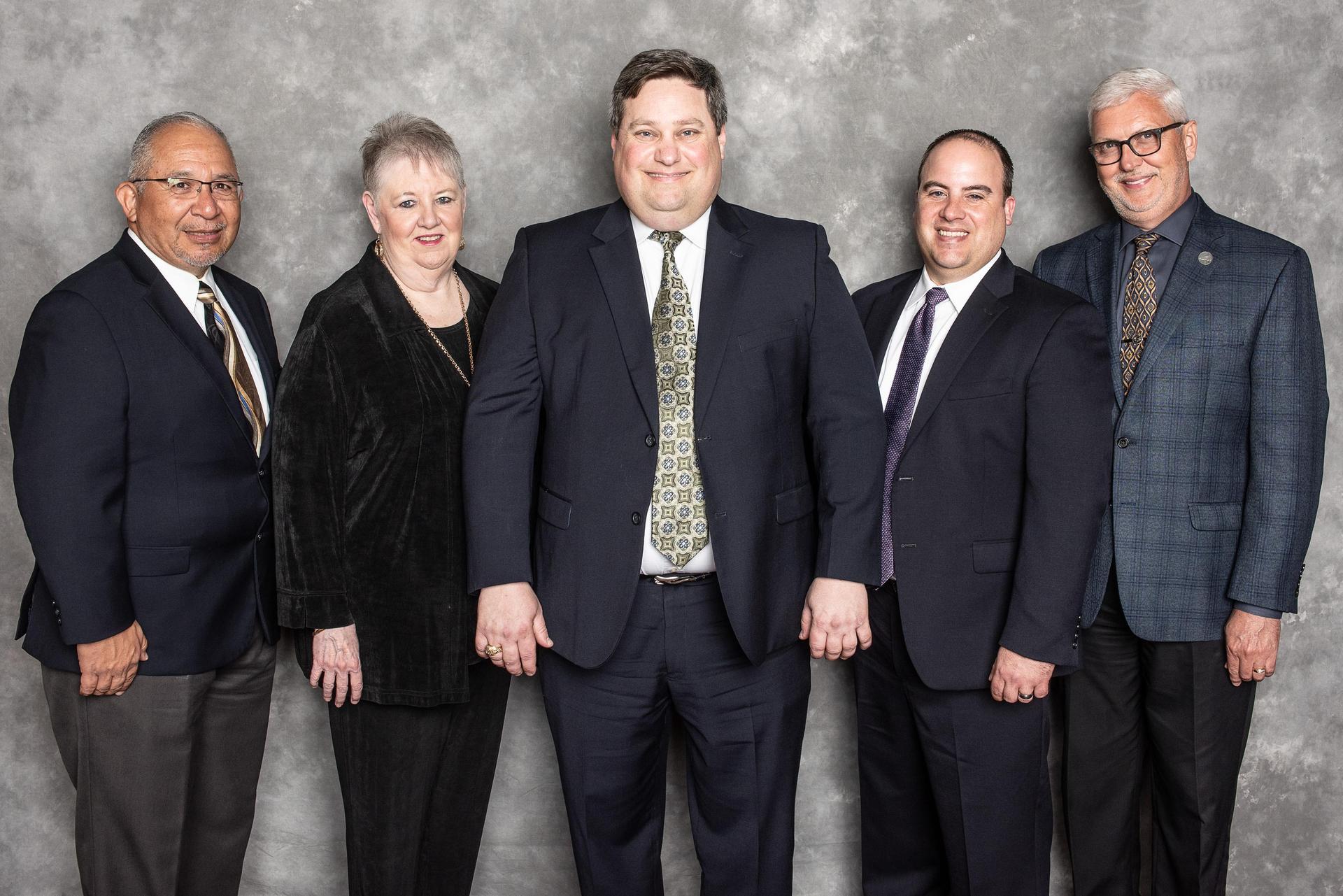 2018 Board Members