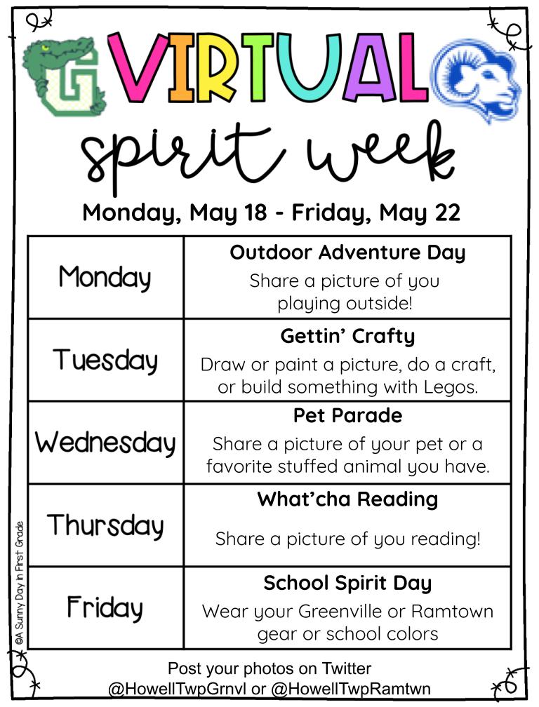 Sprit Week