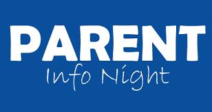 parent info night