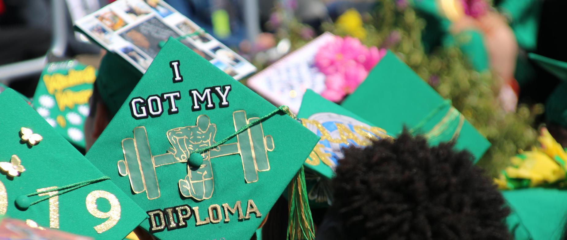 2019 Graduation Cap