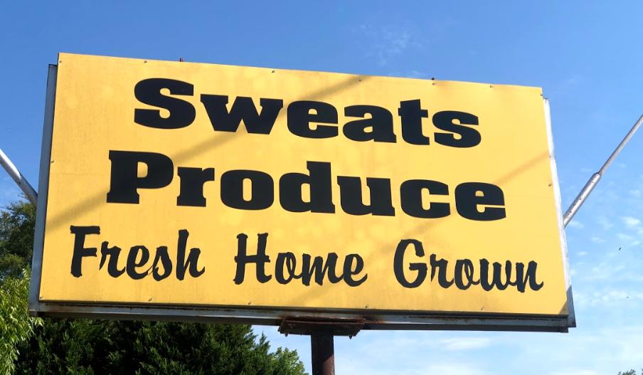 Sweat's Produce