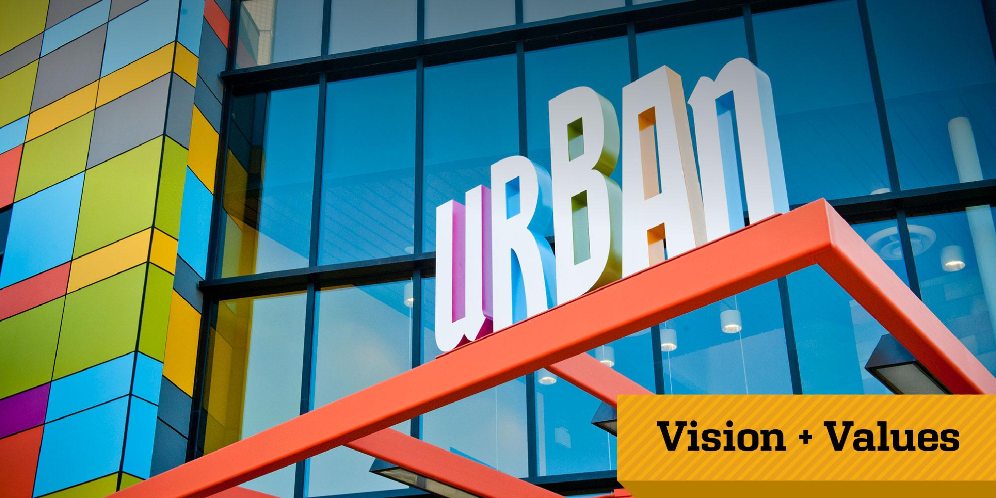 Urban Discovery Schools - Vision and Values
