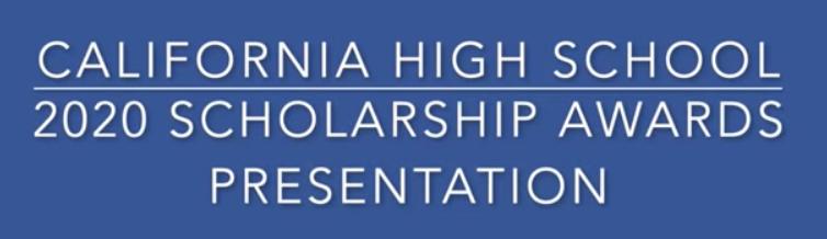 CHS Scholarship Video Thumbnail Image