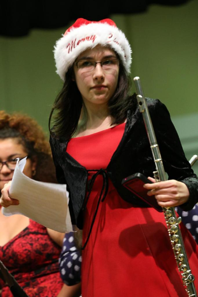SBHS Band Christmas Concert