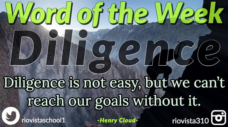 Image of Diligence