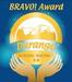Bravo Award Logo