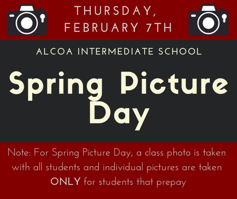 Spring Picture Day Coming Up Featured Photo