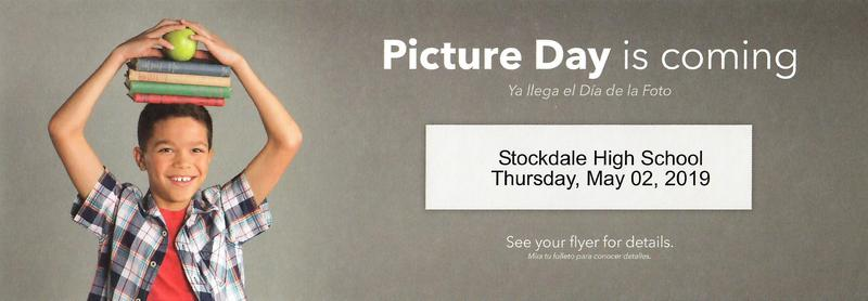 School Picture Day is Coming Thumbnail Image