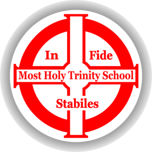 Most Holy Trinity School Logo.png