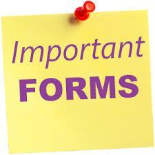 Important Forms Logo Image
