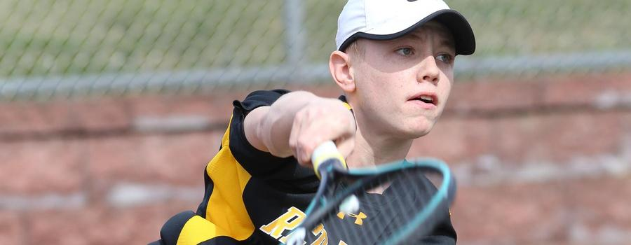 Boys Tennis Player