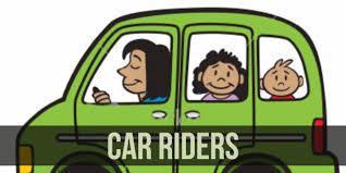Car rider clip art