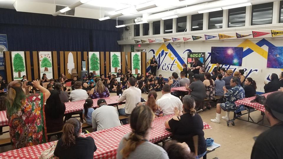 Culminating Event West Whittier