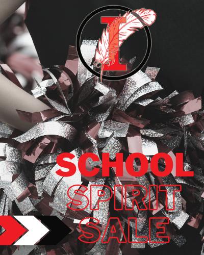 School Spirit Sale logo