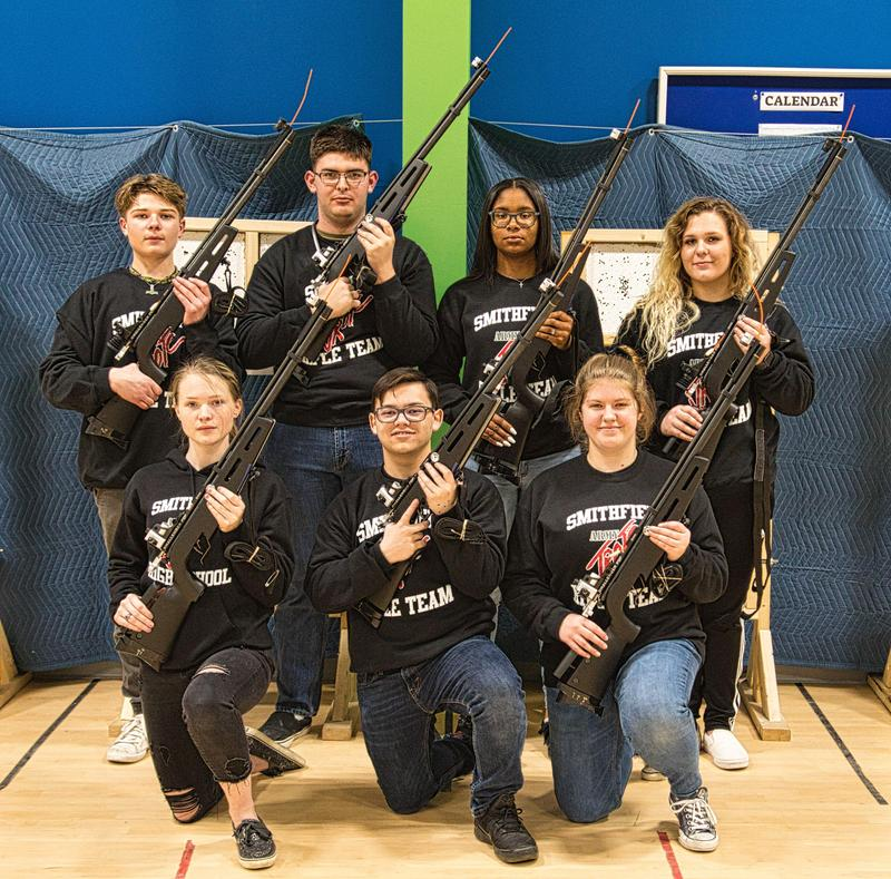 SHS JROTC Air Rifle