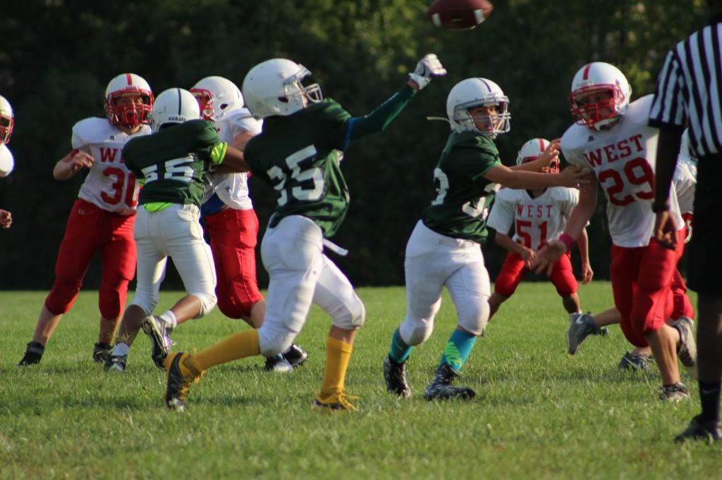 Lightweight Football