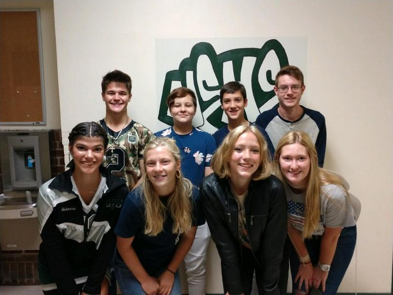 Students of the Month for September Featured Photo