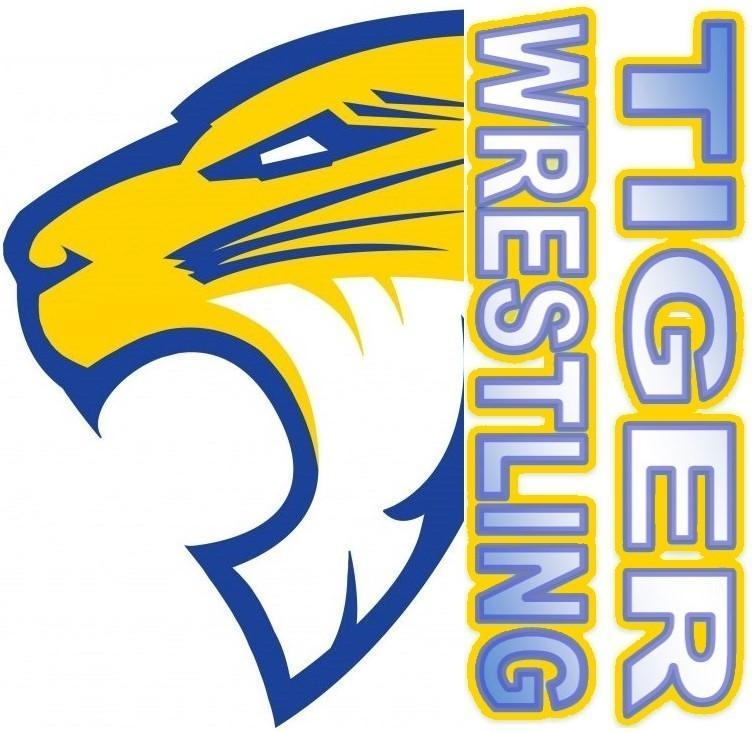 Tiger Wrestling Logo