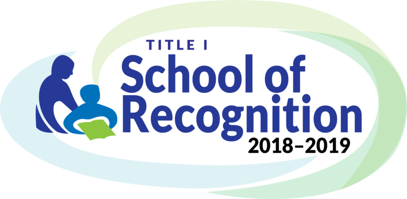 Title I School of Recognition for 2018-2019