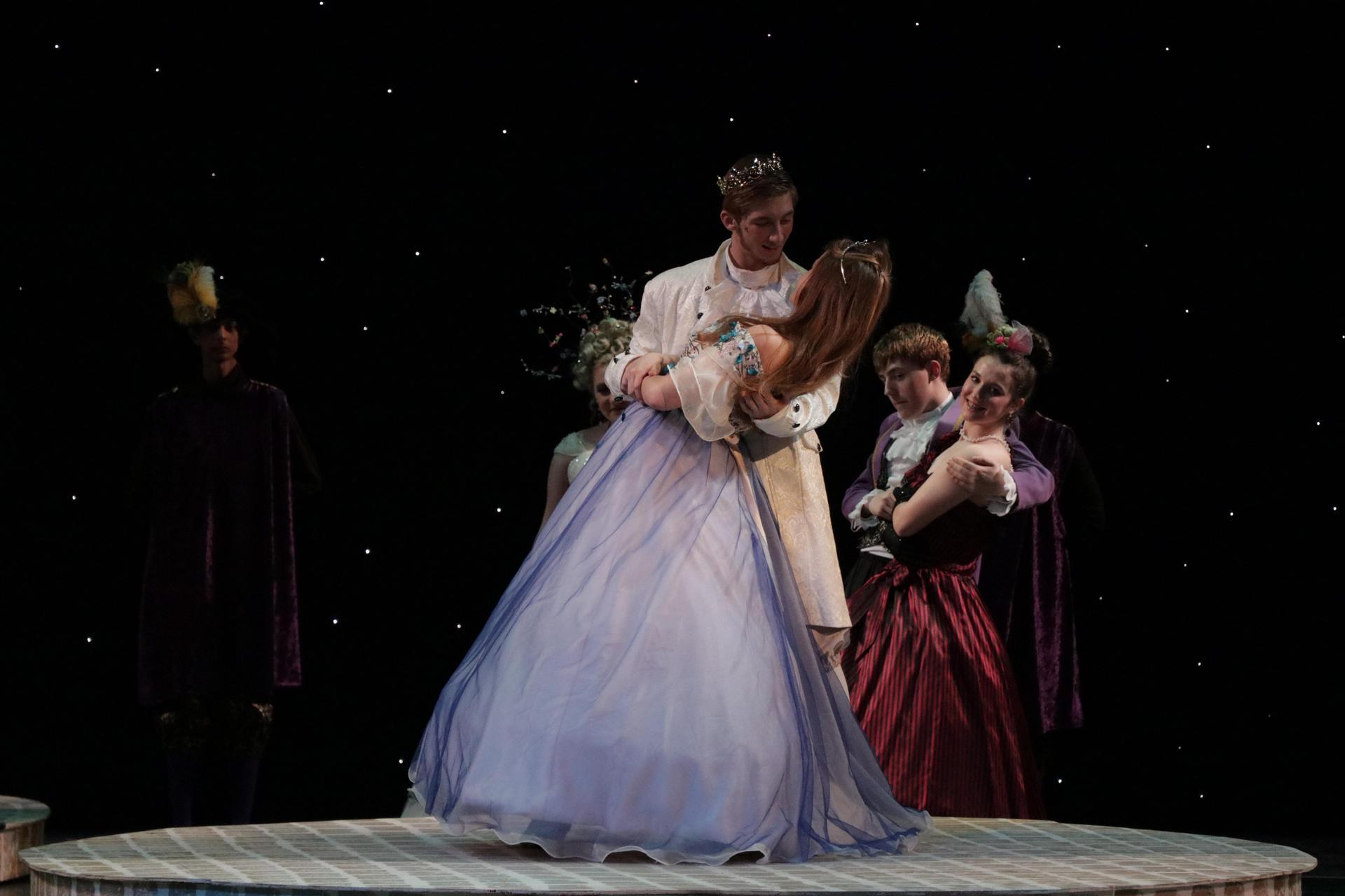Cinderella musical performance