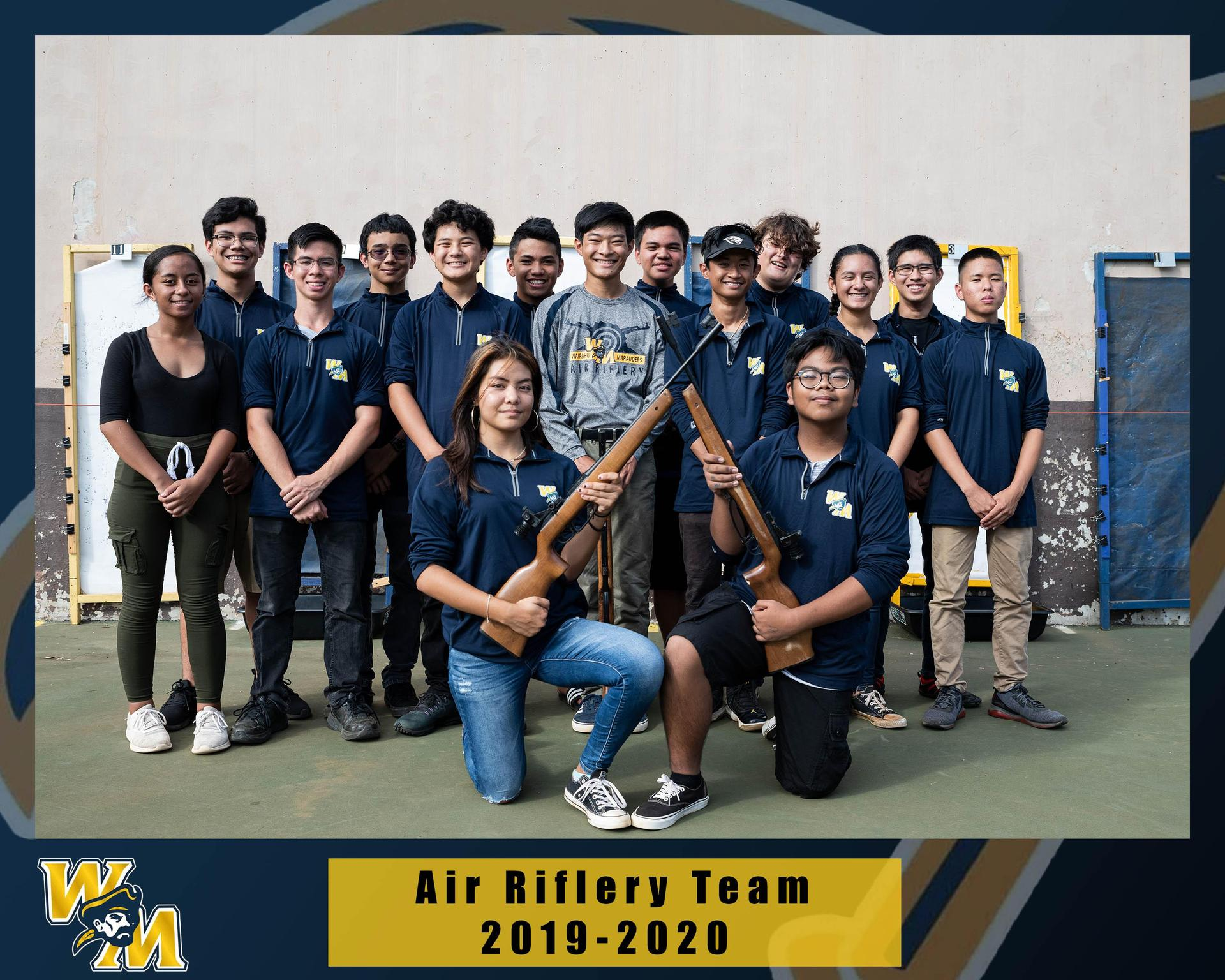 Air Riflery