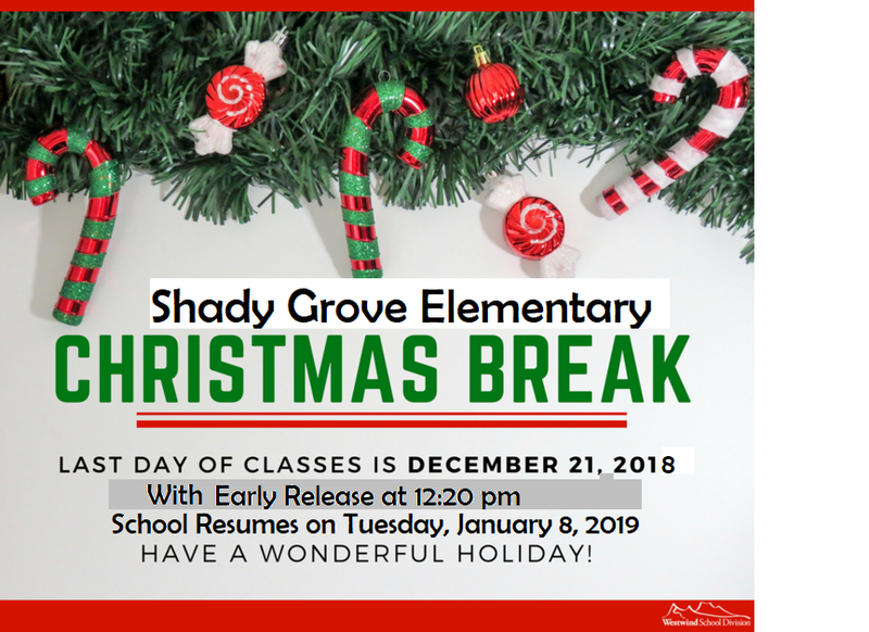 From our Shady Grove Family to Yours: Have a safe and fun-filled Holiday! Thumbnail Image