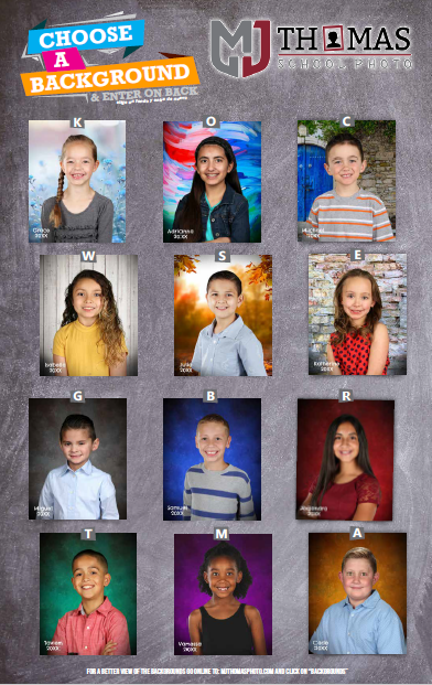 Picture Day is October 5th! Featured Photo