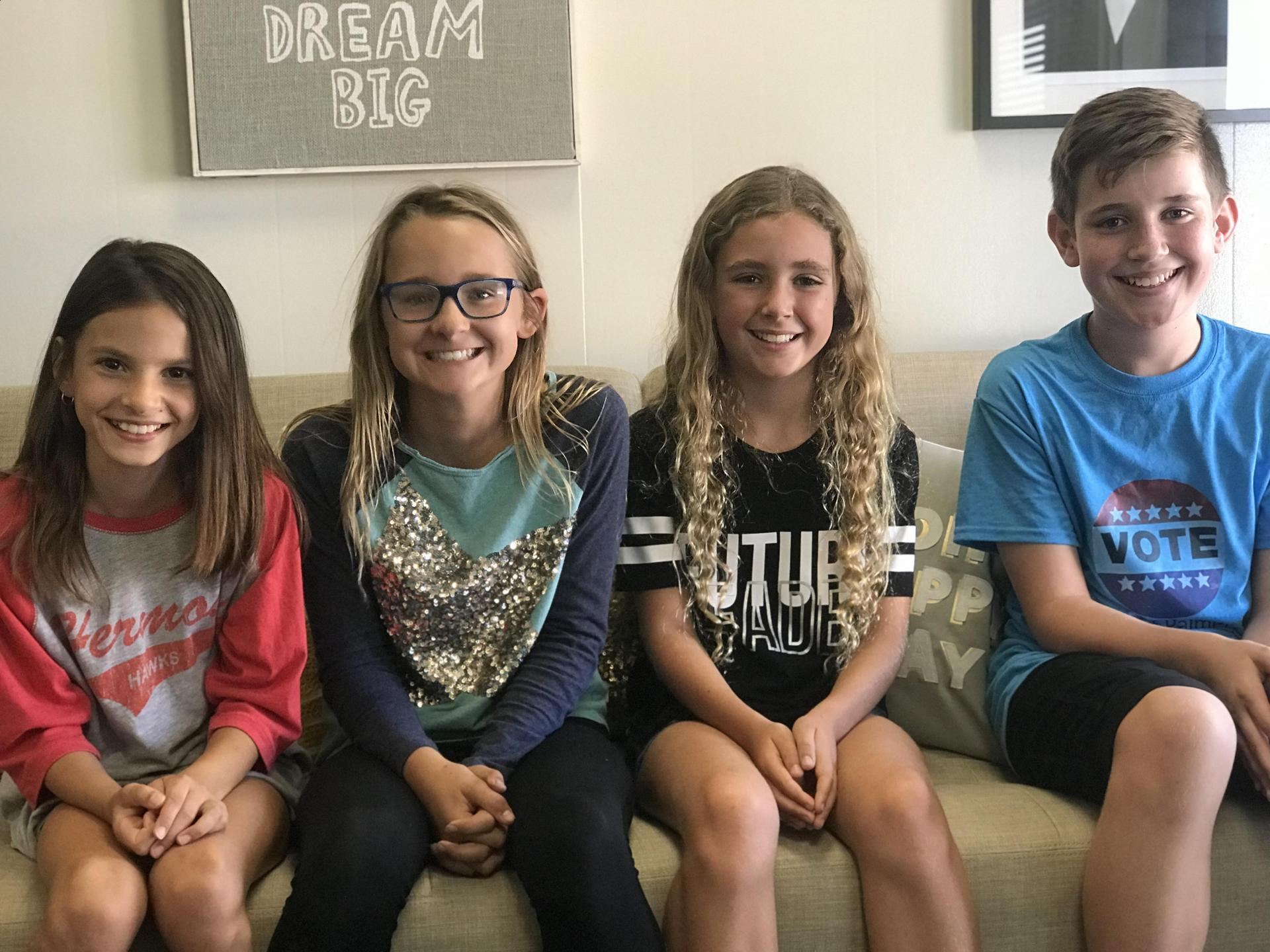 Student Council Members 2018-19