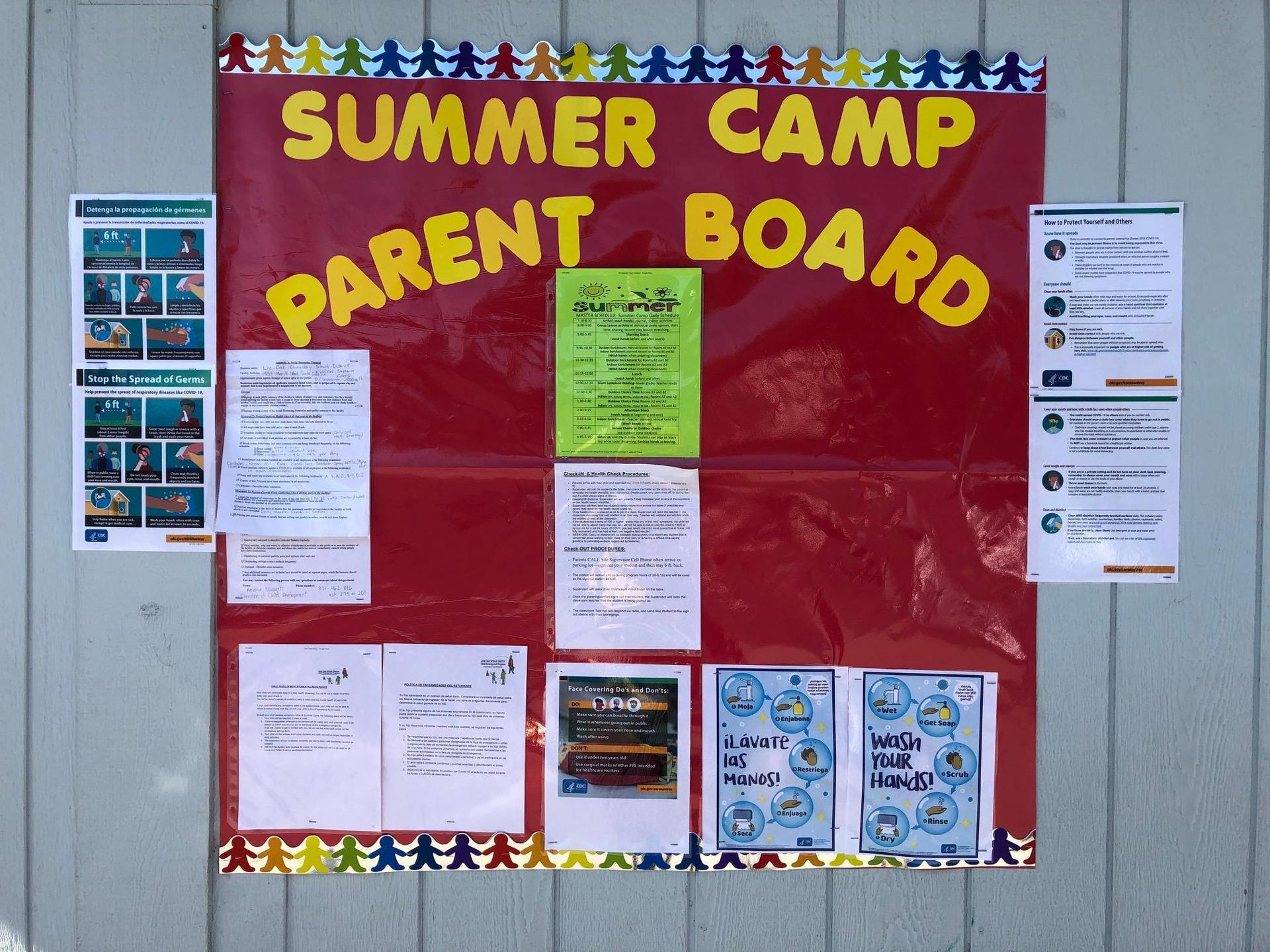 Parent Board