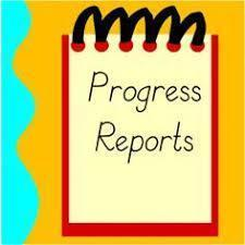 Progress Reports Emailed Featured Photo
