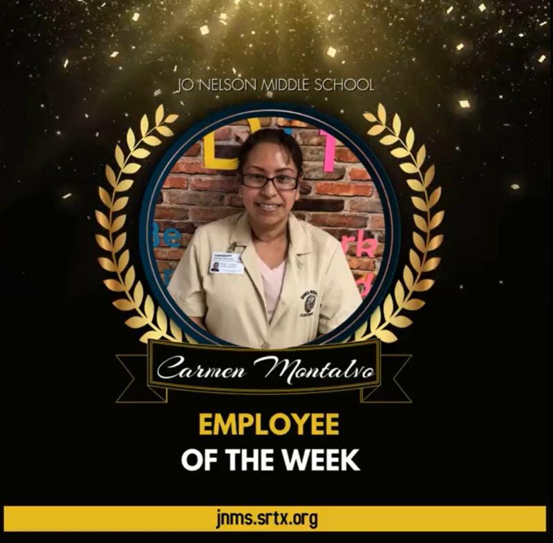 Employee of the Week Featured Photo