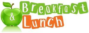 Breakfast in the classroom & lunch