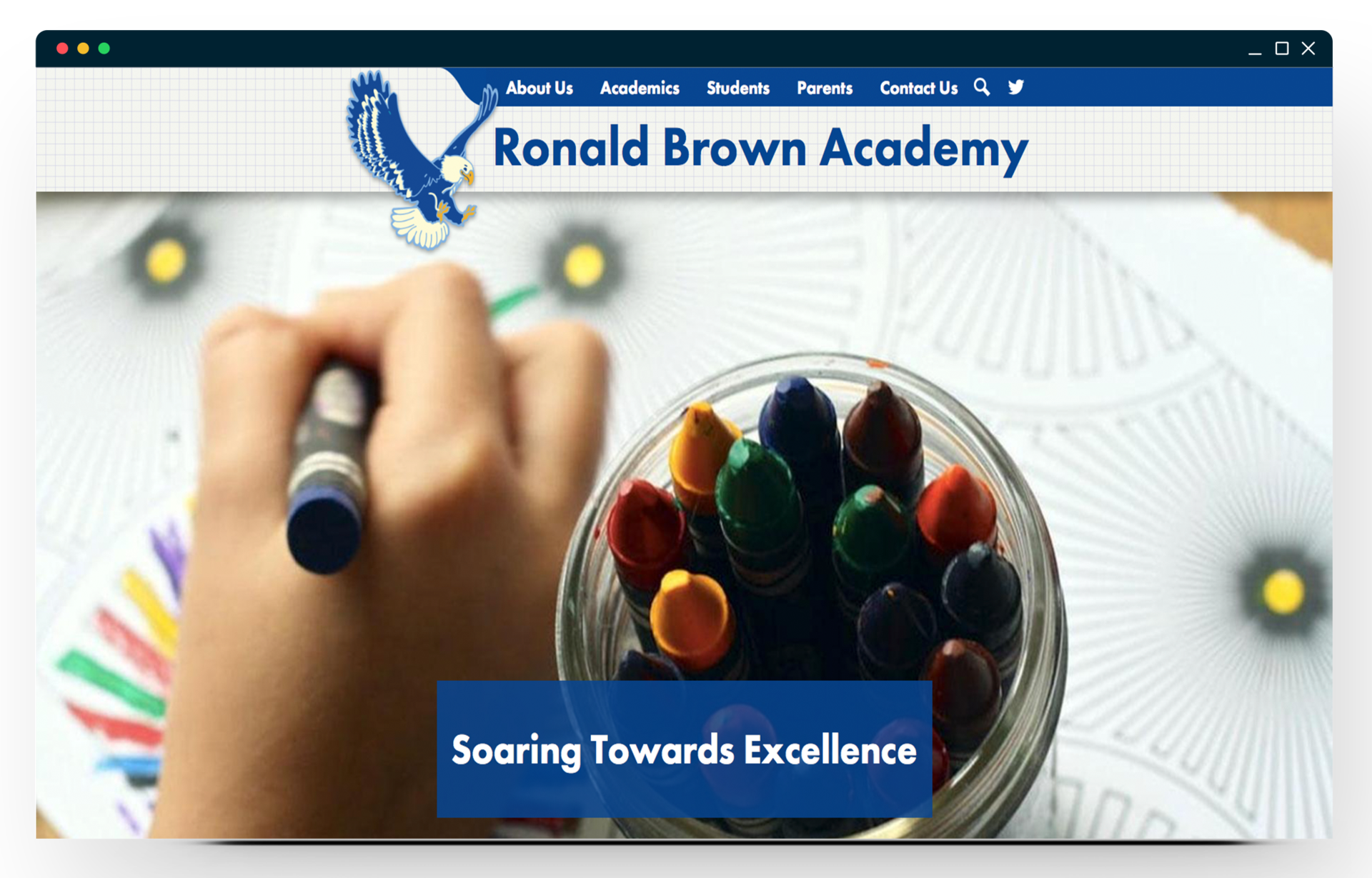 Featured School's Website