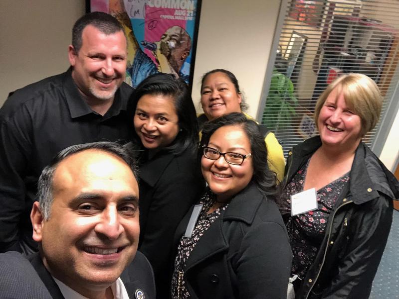 Bridges Teachers Visit the Capitol Thumbnail Image