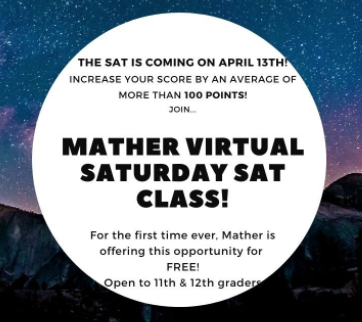 Virtual SAT Prep Class Featured Photo