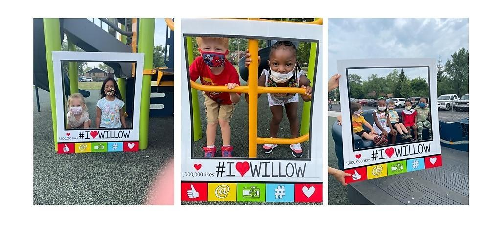 1st day at Willow