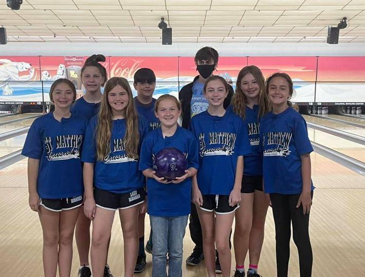 2021 Bowling Team
