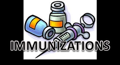 IMPORTANT - Immunization Information Thumbnail Image