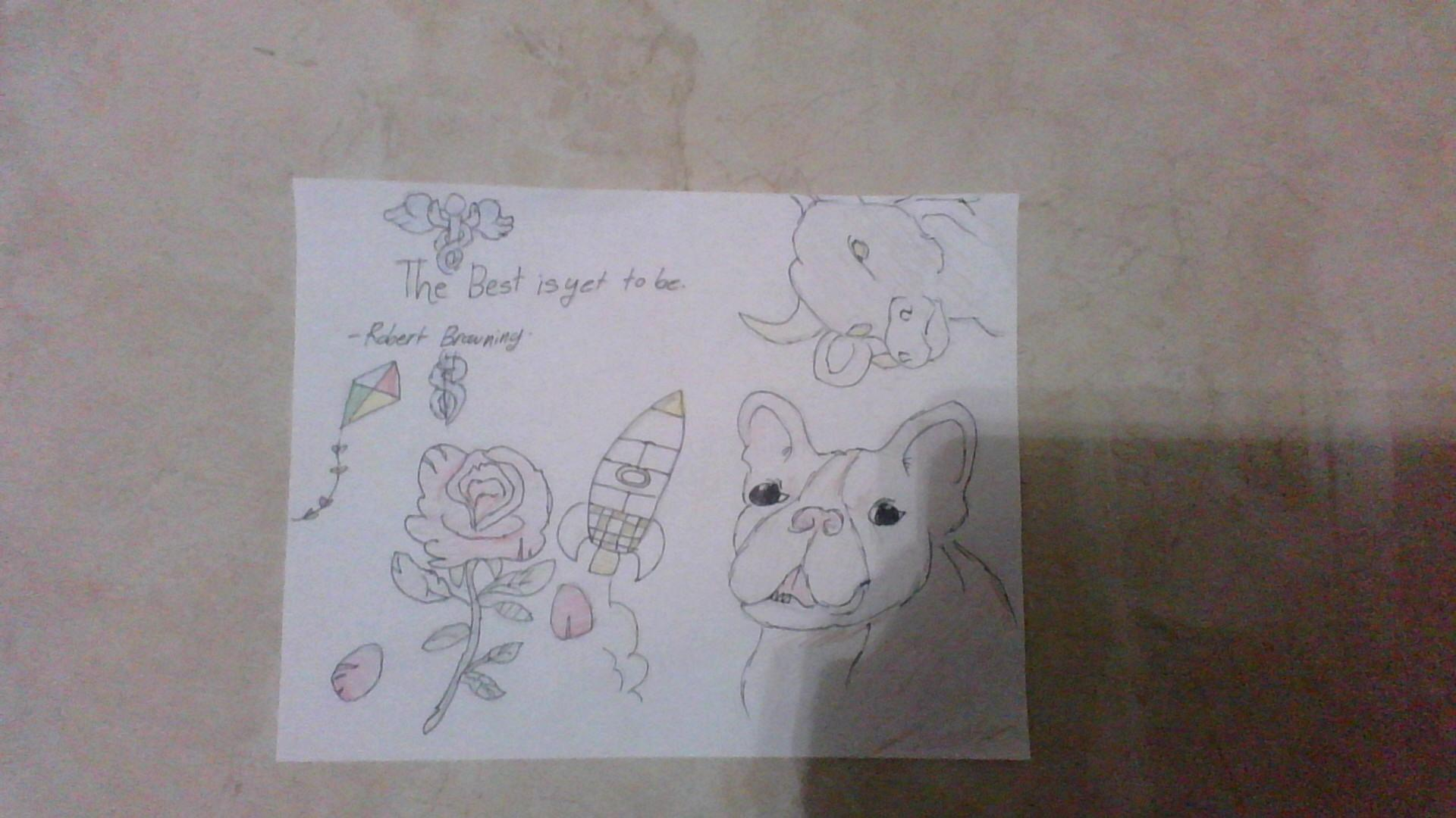 Art by Armstrong Student - 3rd - 5th