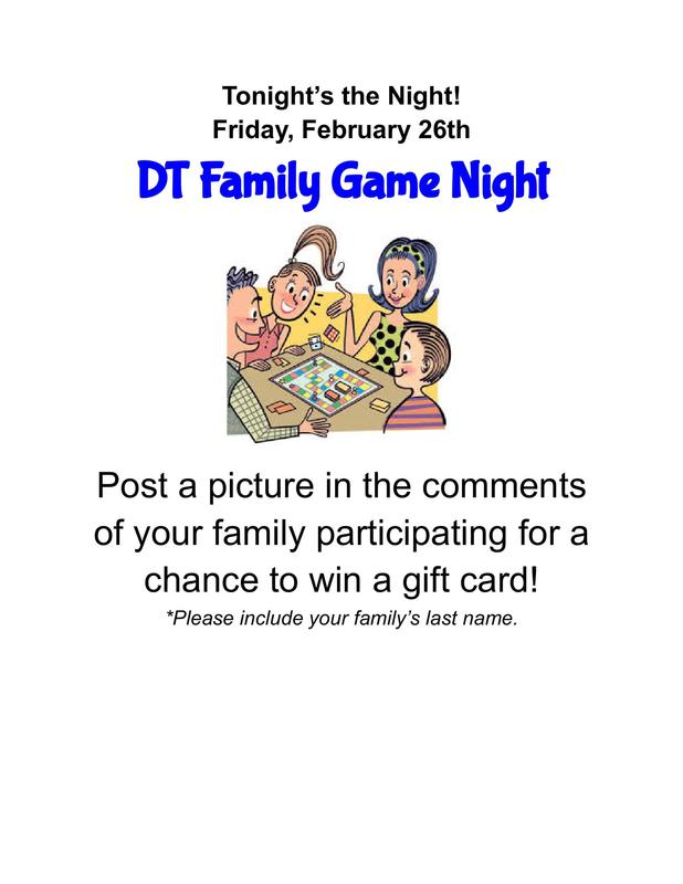 Family Game Night Thumbnail Image