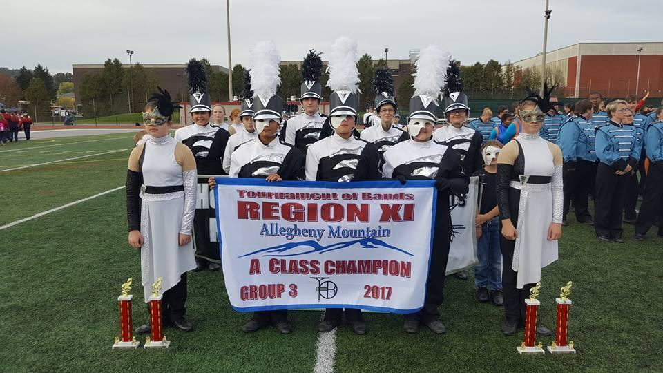 Marching Band Champions 2017