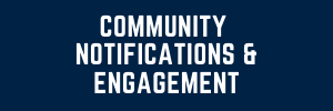 community engagement and notifications