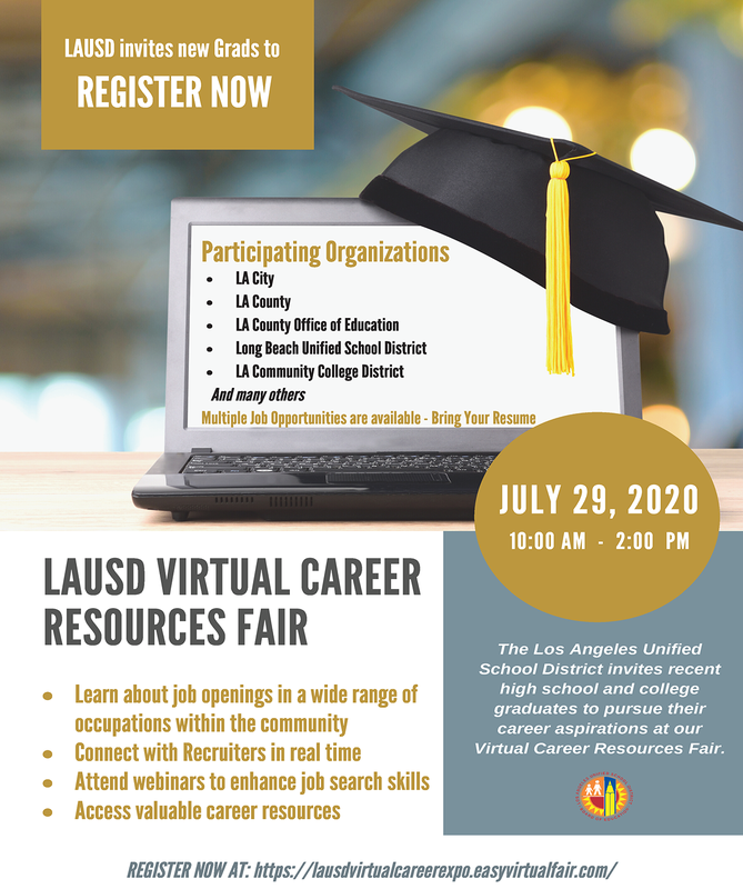 LAUSD Career Resources Fair thumbnail