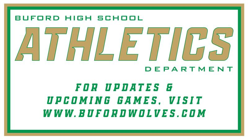 Buford Athletics Featured Photo
