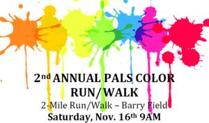 PALs Color Run
